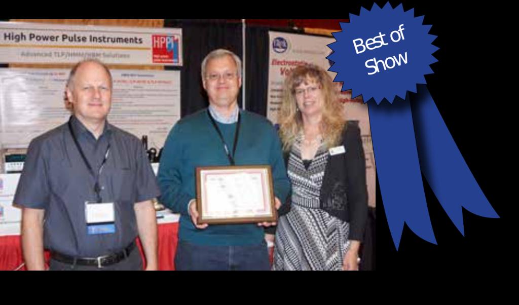 HPPI Award: EOS/ESD Symposium 2015