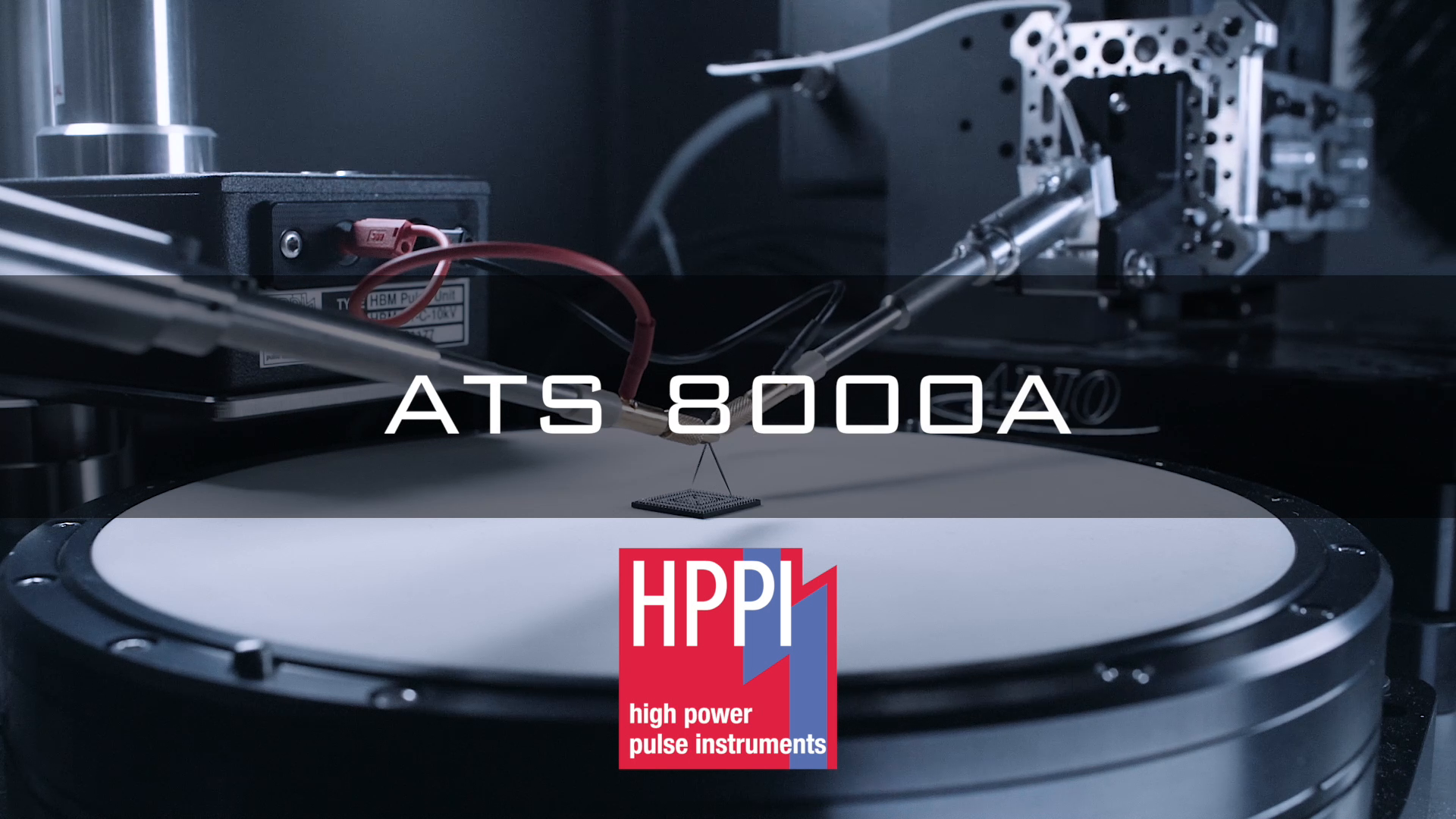 ATS-8000A Automated Test System
